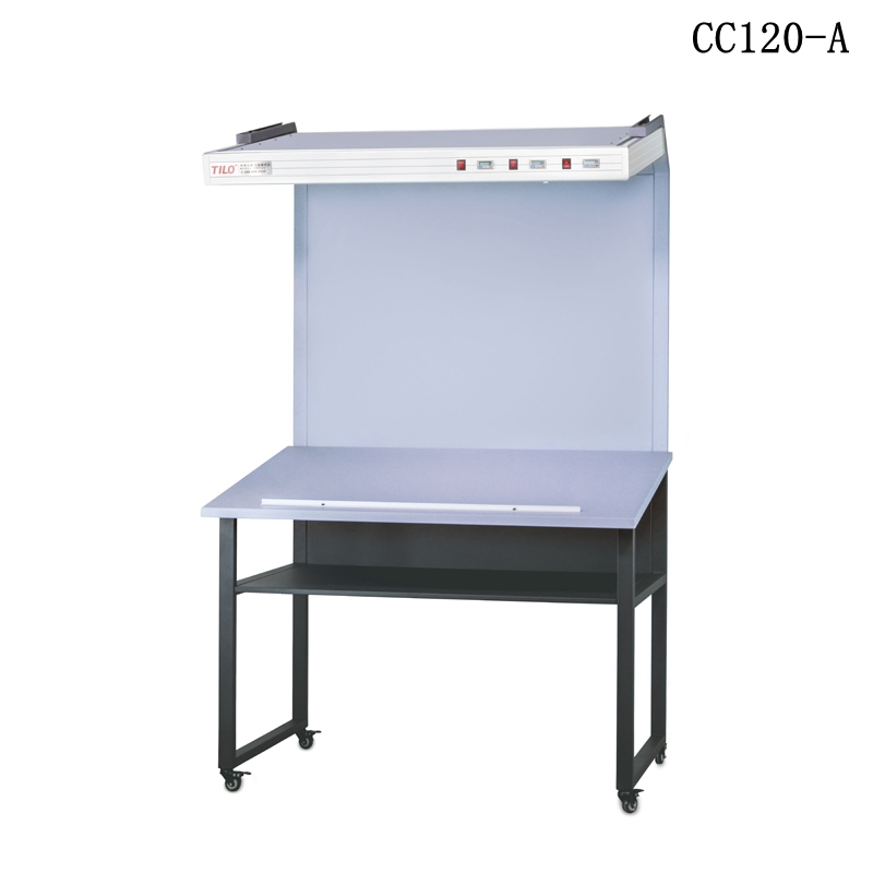 CC120 标准看样tai - 单guang源,双guang源,三guang源